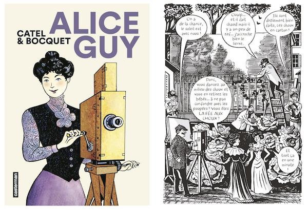 Alice Guy revient sur une femme pionnière du cinéma