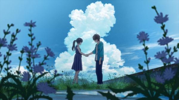 Les personnages de Mamoru et Aya