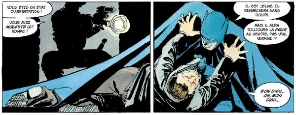 Extrait de The Dark Knight Returns