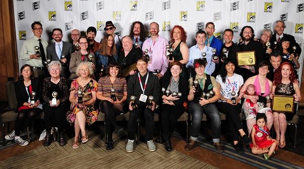 Les gagnants des Eisners Awards 2015