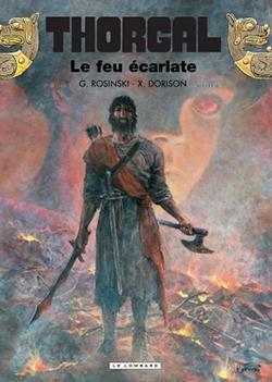 Couverture du tome 35 de Thorgal