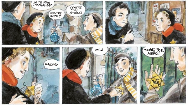 Pour les allergiques à Patrick Bruel, la BD de Kris et Vincent Bailly est une belle alternative au cinéma...