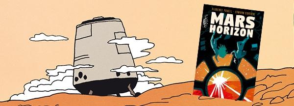 Coup de coeur : Mars Horizon