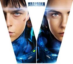 Visuel du Film Valérian et les Mille Planètes