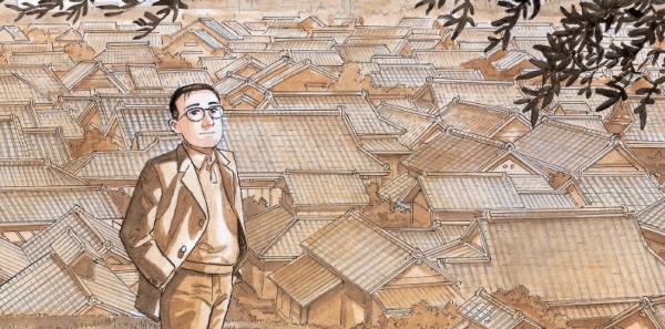 L'homme qui marche, Jirô Tanigichi