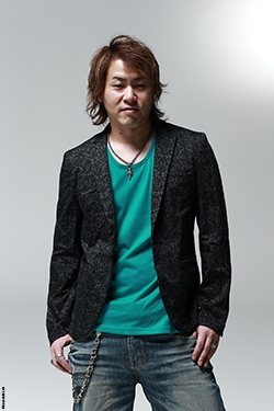 Portrait d'Hiro Mashima