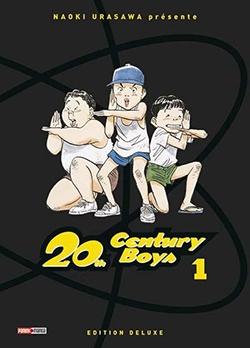 Couverture de l'édition française de 20th Century Boys