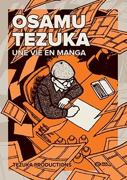 La bio de Tezuka en manga