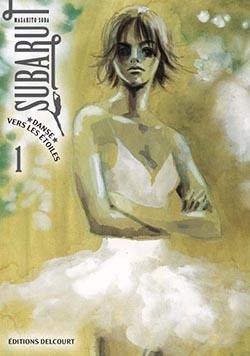 Couverture du premier volume de Subaru