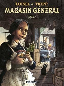 Couverture du tome 1 de Magasin Général