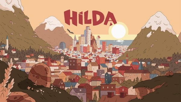 Hilda, le 21 septembre sur Netflix !