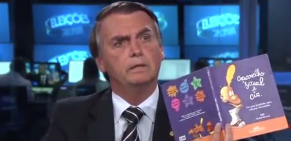 Capture d'écran du débat télévisé du 28 août
