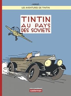 Nouvelle édition colorisée de Tintin au pays des Soviets