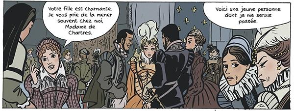 Extrait de La Princesse de Clèves