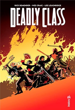 Tome n°7 Deadly Class