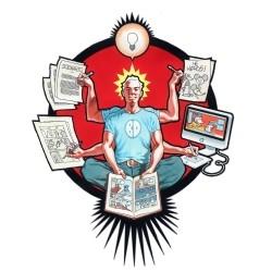 Logo du Prix BD des collégiens samariens