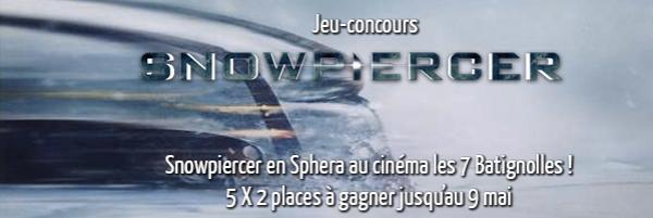 Jeu-concours Snowpiercer