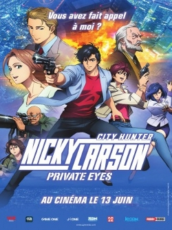 Affiche de Nicky Larson : Private Eyes