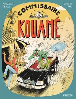 Couverture de Détective Kouame