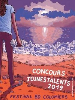 Affiche du concours Jeunes Talents