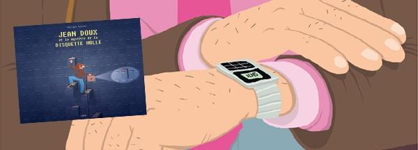 Coup de coeur pour Jean Doux et le mystère de la disquette molle