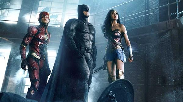 Image du Film Justice League
