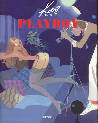 page album Kiraz dans Playboy