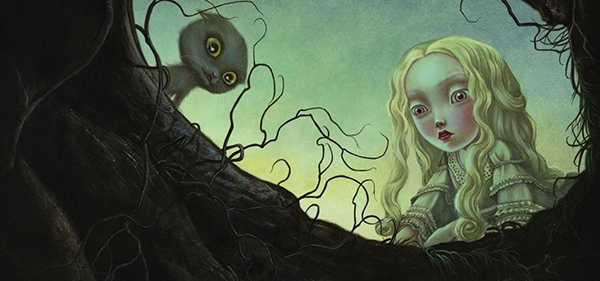 Alice au pays des merveilles (Lacombe)