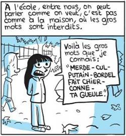 Les Cahiers d'Esther T.1