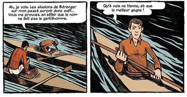 Arsène Lupin, Les origines T.3