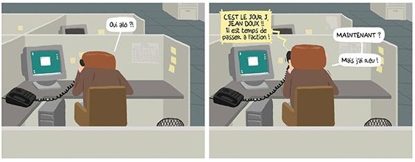 Image d'annonce de Jean Doux et la disquette molle