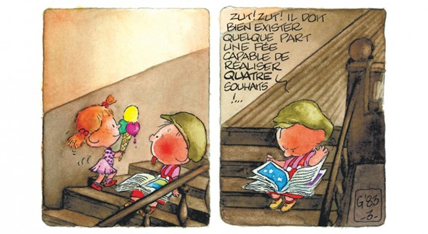 Journal de Spirou n°2378 (10 novembre 1983