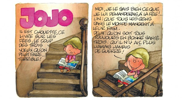 Journal de Spirou n°2378 (10 novembre 1983)