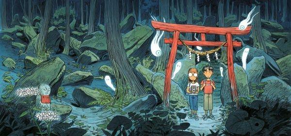 Les histoires de yokai sont ancrées dans le folklore japonais