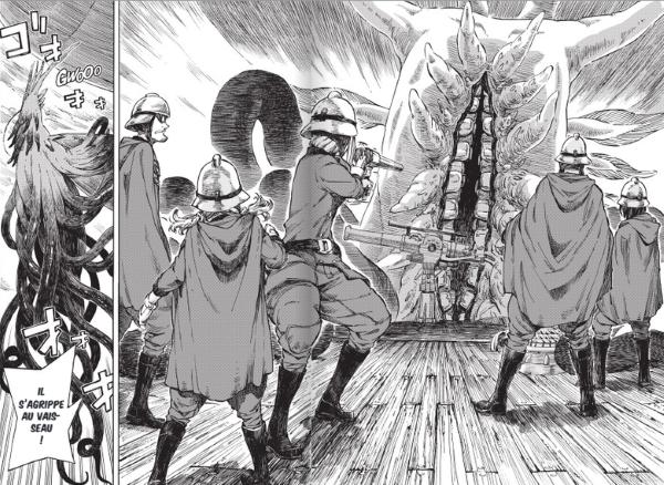 le Quin Zaza est l'un des rares dirigeables dragonniers encore en activité