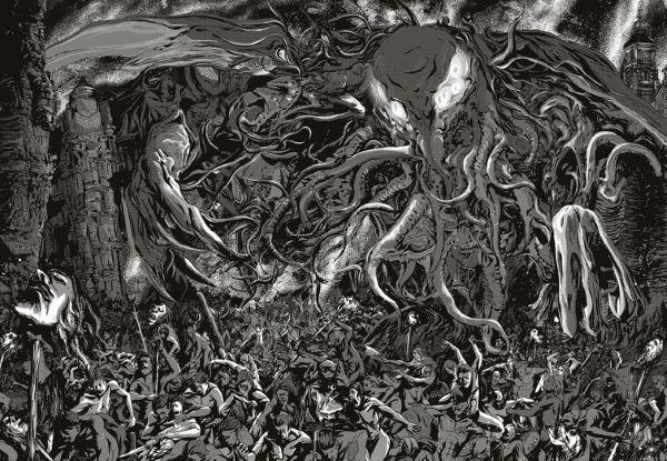Cet oeuvre donne une ampleur et une cohérence nouvelles à l'univers de Lovercraft