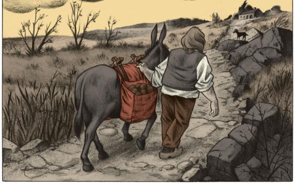 Cette bande dessinée est l'adaptation du savoureux et cruel roman de Jean Teulé, paru en 2013.