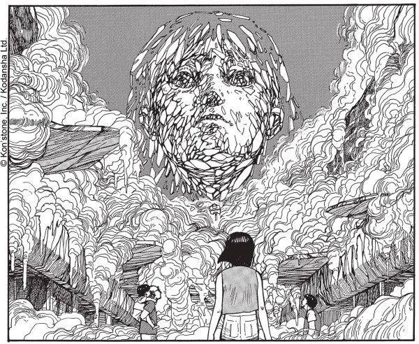 Le mangaka est aussi réalisateur de films d'animation