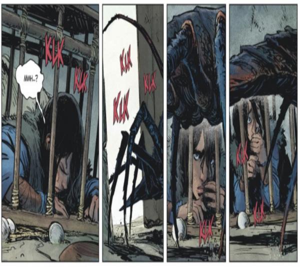 La peur est au rendez-vous dans le dernier tome de Thorgal...
