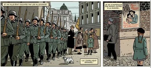 Découvrez la capitale Belge sous l'occupation