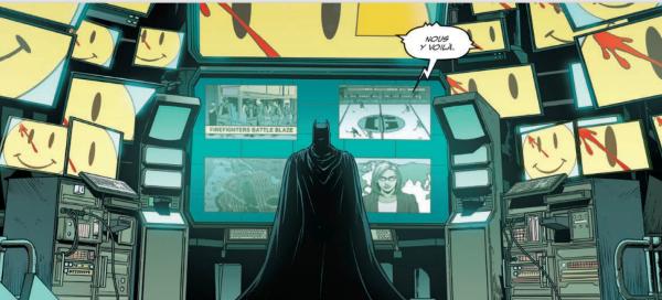 Relisez le mythe de la (Bat)Caverne