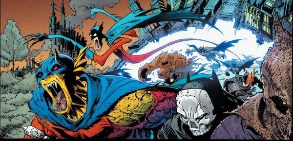 le Batman Qui Rit renaît de ses cendres sous une nouvelle forme