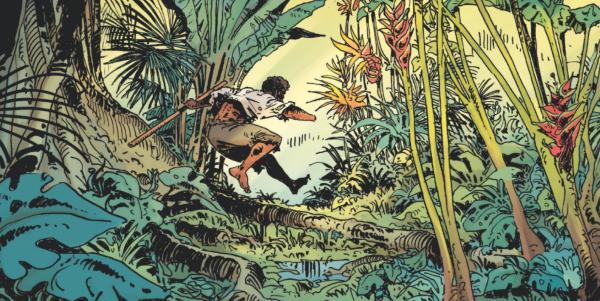 C'est le troisième et dernier tome des maîtres des îles