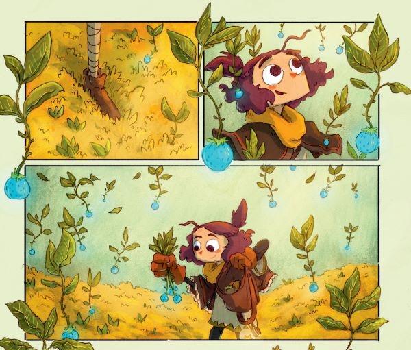 Béa est confrontée à l'étrange disparition de son grand-père Cochon Sorcier