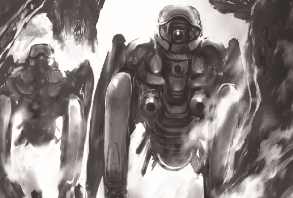 nbw Un manga SF où une terrible guerre est enclenchée