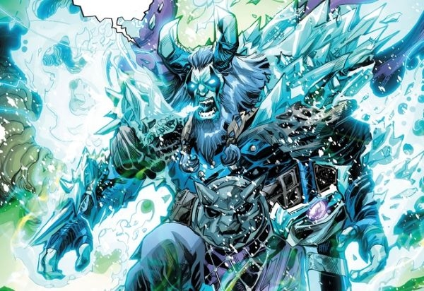 Le terrible King Frost