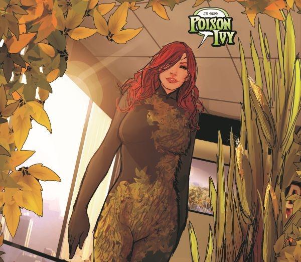 Pamela Lillian Isley est Poison Ivy