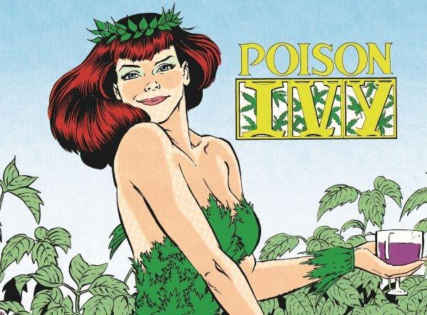 Poison Ivy lutte contre Batman et les pollueurs
