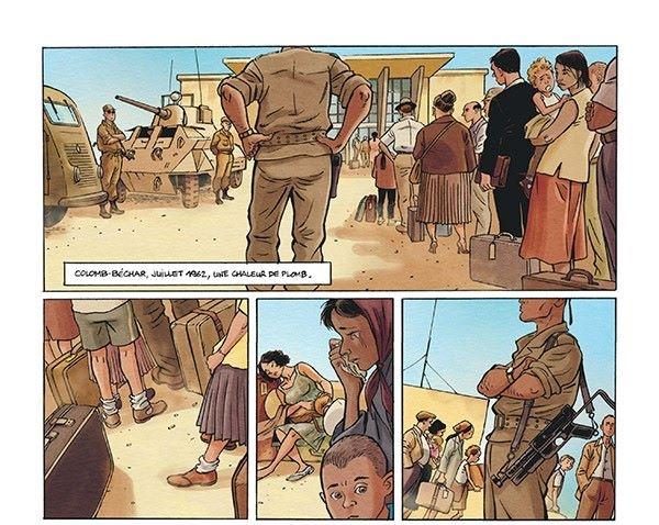 Une histoire d'Algérie indépendante