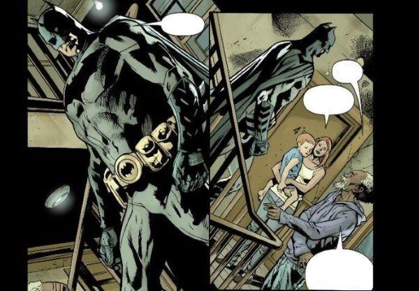 Batman doit habiter l'esprit d'une victime de meurtre